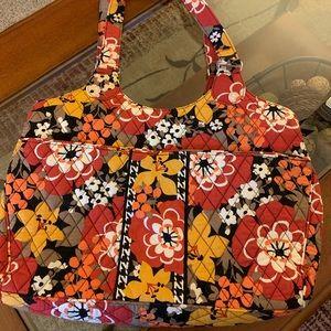 Vera Bradley bittersweet laptop bag